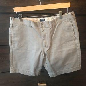 Jcrew men's Gramercy shorts